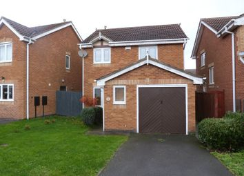 Thumbnail 3 bedroom detached house to rent in Kemp Road, Coalville