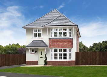 "Thumbnail 4 bed detached house for sale in ""Stratford"" at Headcorn Road, Staplehurst"