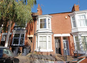 Thumbnail 2 bed terraced house for sale in Harrow Road, Leicester