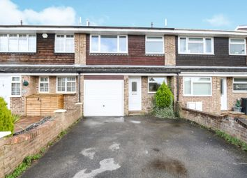 Thumbnail 3 bed terraced house to rent in Calmore Close, Throop, Bournemouth