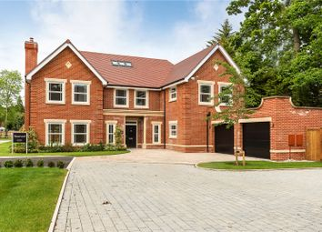 Thumbnail 5 bed detached house for sale in Deverill, Glade In The Spinney, Gerrards Cross, Buckinghamshire