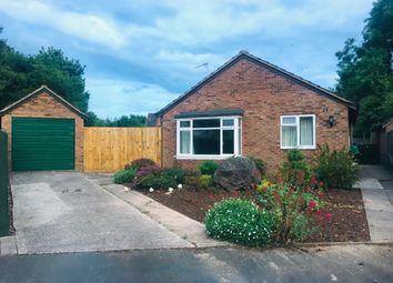 Thumbnail 3 bed detached bungalow to rent in Weobley, Herefordshire