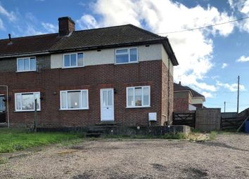 Thumbnail 3 bed end terrace house for sale in Halesworth, Suffolk