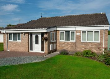 Thumbnail 4 bed detached bungalow for sale in Shrewsbury Close, Peterlee