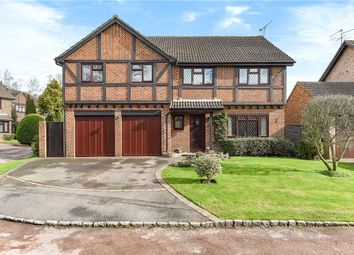 Thumbnail 6 bed detached house for sale in Beaulieu Close, Bracknell, Berkshire