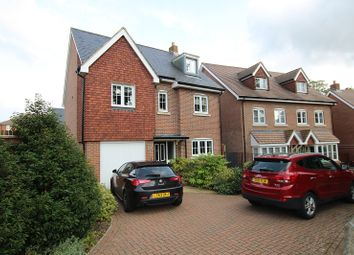 Thumbnail 6 bed detached house for sale in St. Augustine Road, Crawley, West Sussex.