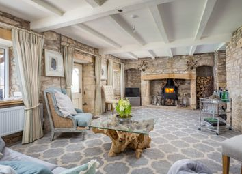 Thumbnail 6 bed farmhouse to rent in Elkstone, Cheltenham