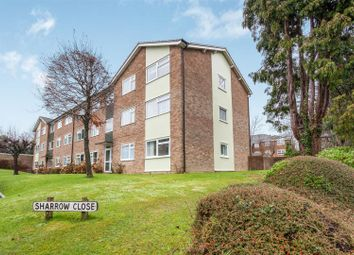 Thumbnail 2 bed flat for sale in Sharrow Close, Haywards Heath