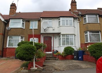 Thumbnail 3 bed terraced house for sale in Whitton Avenue East, Greenford, Greater London
