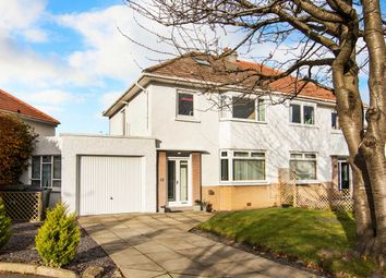 Thumbnail 4 bed semi-detached house for sale in Silverknowes Road East, Silverknowes, Edinburgh