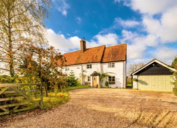 Thumbnail 4 bed semi-detached house for sale in Levens Green, Old Hall Green, Ware