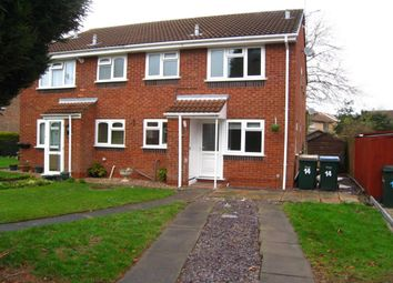 Thumbnail 1 bedroom terraced house to rent in Linstock Way, Aldermans Green, Coventry
