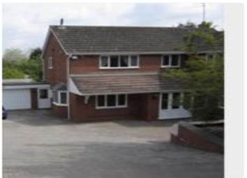 Thumbnail 5 bedroom property to rent in Grove Lane, Tettenhall Wood, Tettenhall