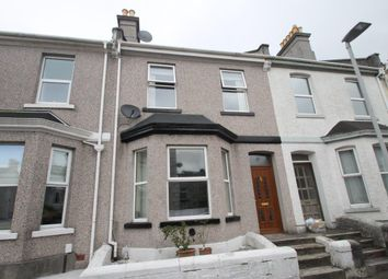 Thumbnail 4 bed terraced house to rent in Dundonald Street, Plymouth