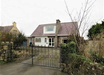 Thumbnail 4 bed detached house for sale in Awel Haf, Cerrigceinwen, Llangristiolus