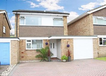 Thumbnail 3 bed link-detached house to rent in The Coppens, Stotfold, Hitchin