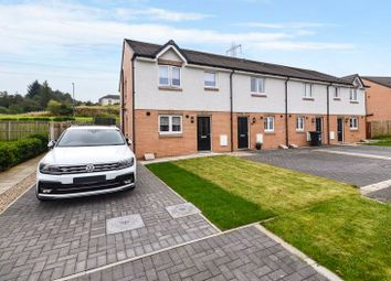 Thumbnail 3 bed end terrace house for sale in Cailhead Drive, Cumbernauld, Glasgow