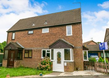 Thumbnail 1 bed semi-detached house to rent in Banks Way, Burpham, Guildford