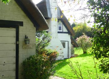 Thumbnail 2 bed cottage to rent in Hill Green, Leckhampstead, Newbury