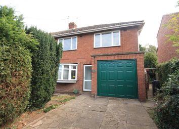 Thumbnail 3 bedroom semi-detached house to rent in Whitnash Road, Whitnash, Leamington Spa