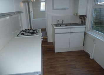Thumbnail 3 bed terraced house to rent in Gordon Road, Rochester