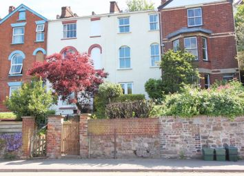Thumbnail 2 bed maisonette to rent in Bonhay Road, Exeter