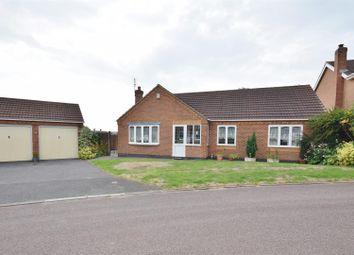 Thumbnail 3 bed detached bungalow for sale in Hilton Park, Blidworth, Nottinghamshire