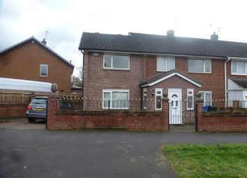 Thumbnail 4 bedroom semi-detached house to rent in West Drive, Mickleover, Derby