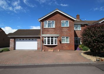 Thumbnail 4 bed detached house for sale in Woodington Road, Clevedon
