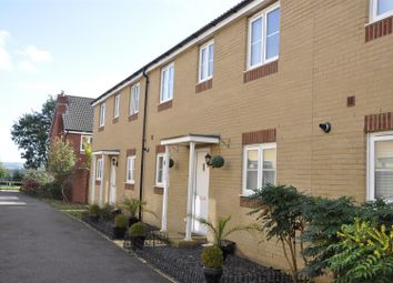 Thumbnail 3 bed terraced house to rent in Carnegie Walk, Exeter
