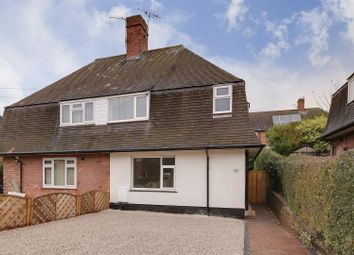 3 bed semi-detached house for sale in Teviot Road, Bestwood, Nottinghamshire NG5