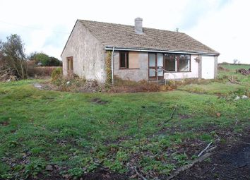 Thumbnail 2 bed detached bungalow for sale in Luxulyan, Bodmin