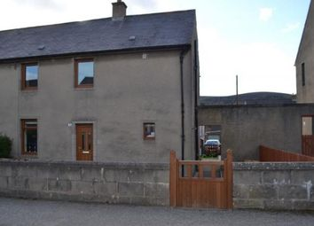 Thumbnail 3 bed semi-detached house for sale in 16 Louise Street, Dufftown