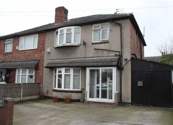Thumbnail 3 bedroom semi-detached house for sale in Mount Road, Levenshulme, Manchester