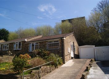 Thumbnail 2 bed semi-detached bungalow for sale in Damems Road, Keighley, West Yorkshire