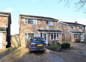 Thumbnail 4 bed detached house for sale in Cresswell Drive, Cottesmore, Oakham