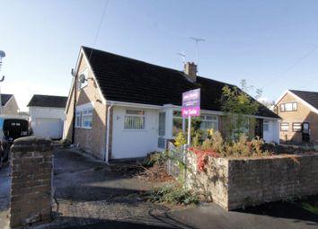 Thumbnail 3 bed semi-detached bungalow for sale in St. Christophers Road, Bridgend