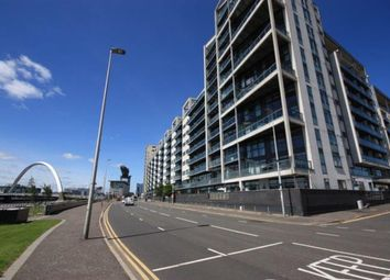 Thumbnail 3 bed penthouse to rent in Lancefield Quay, Glasgow