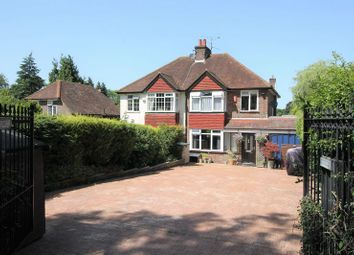 Thumbnail 3 bed semi-detached house for sale in Margery Lane, Lower Kingswood, Tadworth