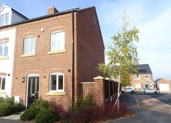 Thumbnail 3 bed town house for sale in Church Street, Earl Shilton, Leicester