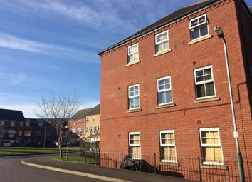 Thumbnail 2 bed flat to rent in Silken Court, Nuneaton