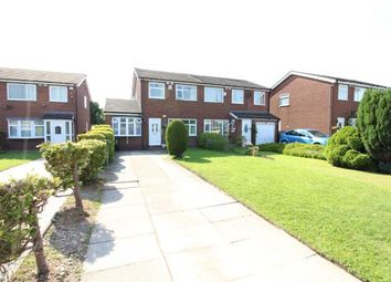 Thumbnail 3 bed semi-detached house for sale in Roseacre Drive, Heald Green, Cheadle, Greater Manchester