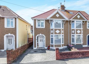 Thumbnail 3 bed property to rent in Neville Road, Porthcawl