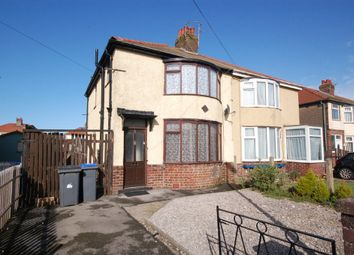 Thumbnail 3 bedroom semi-detached house for sale in Maitland Avenue, Thornton-Cleveleys