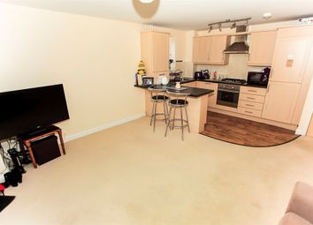 Thumbnail 2 bedroom flat for sale in Bank Avenue, Hampton Centre, Peterborough