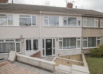 Thumbnail 3 bed terraced house for sale in Hilltop Gardens, St. George, Bristol