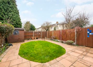 Thumbnail 3 bedroom terraced house for sale in Willow Road, London