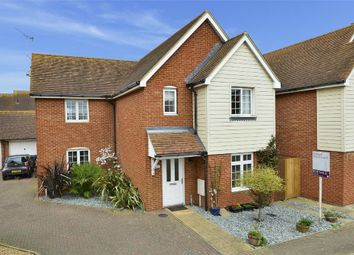 Thumbnail 4 bed detached house for sale in Wallis Court, Beltinge, Herne Bay, Kent