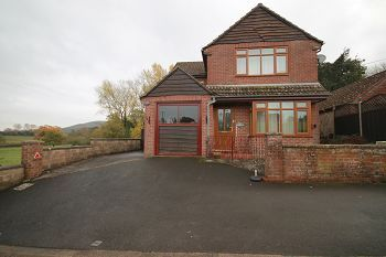 Thumbnail 2 bed detached house for sale in The Gables, Temple Corsley, Warminster