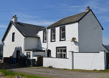 Thumbnail 3 bed semi-detached house for sale in Shore Road, Strone, Argyll And Bute